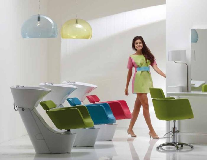 ECO FUN Wash Friseur-Waschanlage