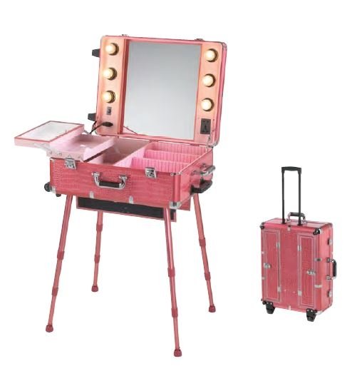 bertz friseurwagen salonzubeh r make up tisch diva. Black Bedroom Furniture Sets. Home Design Ideas