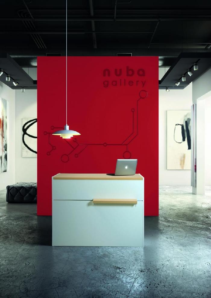 Verkaufstisch Matrix  L60cm