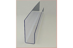 Acryl Schrägablage L100cm T8cm (88121544)