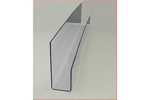 Acryl Schrägablage L125cm T8cm (88121644)