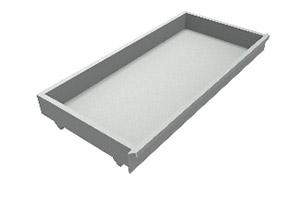 Fussteilschubladen H16 H26 (2204488)