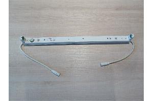 Leuchte mit Verbindungskabel L66,5cm