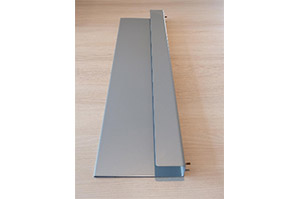 Metall Kartenablage L125cm T3cm (88220488)