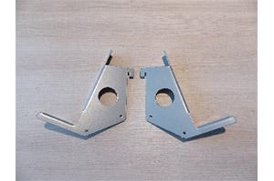 Paar Träger 1-stufig für Ablage T10cm (88400088)