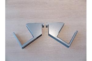 Paar Träger 1-stufig für Schrägblage T8cm (88450288)