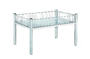Schlagertisch / Wühltisch L100cm B80cm H83cm
