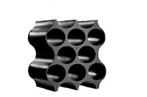 SET-UP Modul 4er Set (schwarz)
