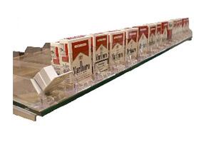 Tabakboden Glas (TABAKG10037)