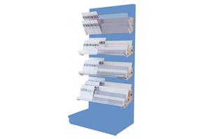 Zeitschriftenablagen-SET (8101188)