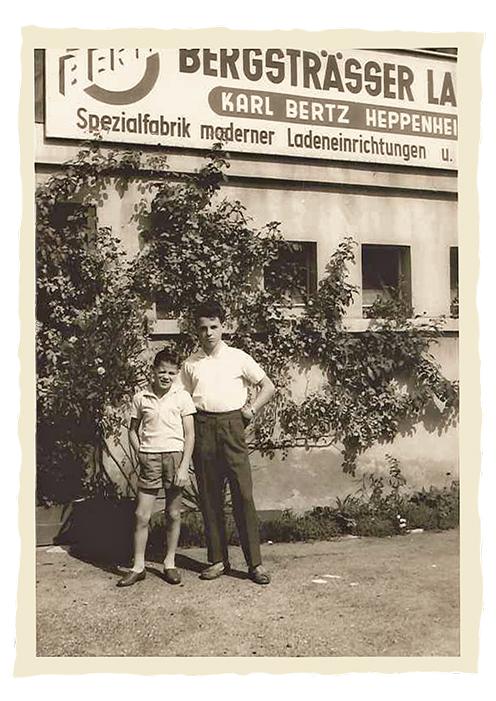 100 Jahre Bertz