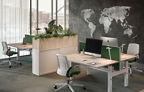 Büroeinrichtung