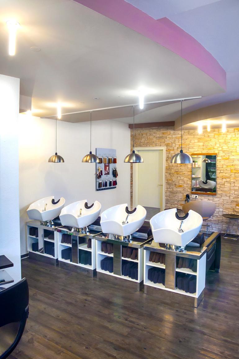 Individuelle Friseureinrichtung – exklusiv und professionell