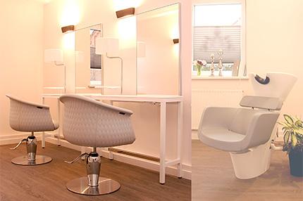 Passiona Hairlounge in Hildesheim. Eine Kombination aus hochwertigen Designer-Möbel und dem Naturholz-System by Bertz. Eine sehr gelunde Friseureinrichtung mit natürlicher Eleganz und lässigem Flair.