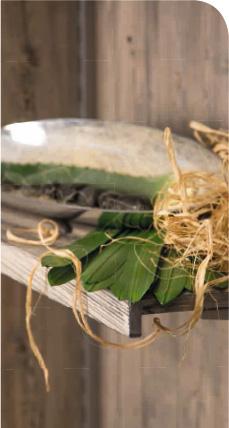 Apothekenbau mit Naturholz