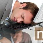 n8 - nicht einschlafen im Büro :-)
