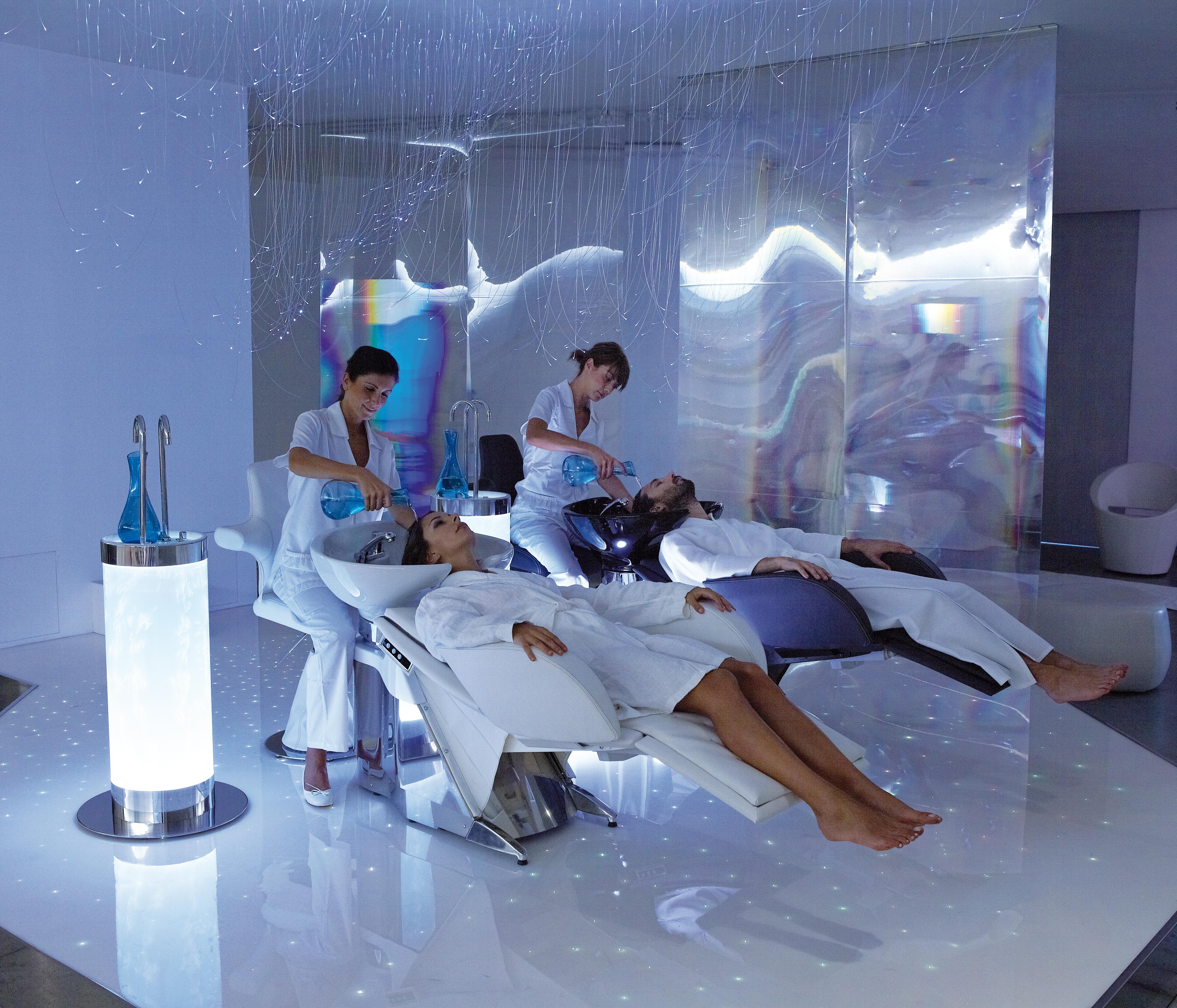 Trend: Waschanlagen mit Massagefunktion