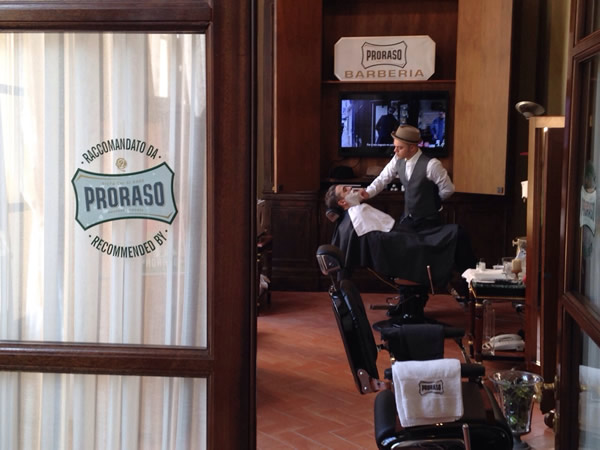 Der Barber Shop ist im Trend