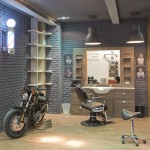 "Baber Shop im ""RAW"" Design"