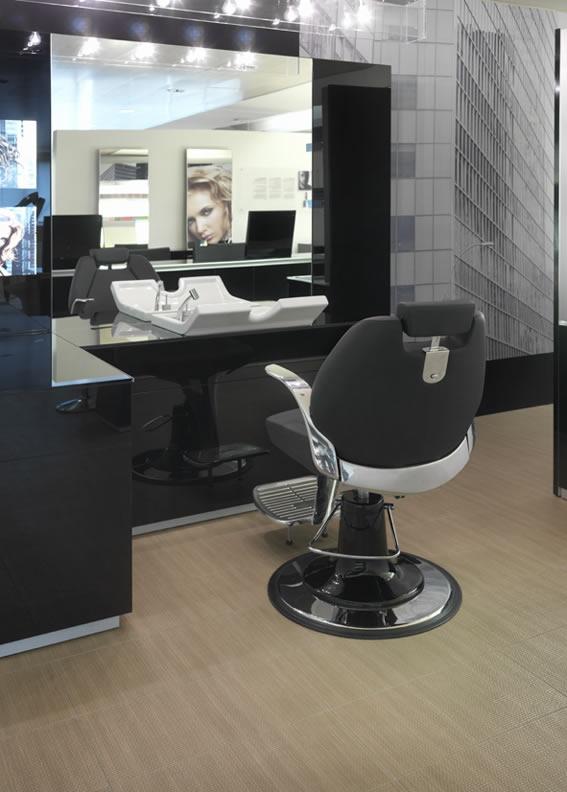 Moderner Barber-Shop