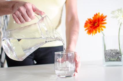 Umweltfreundliche Gläser statt einweg Plastikbecher