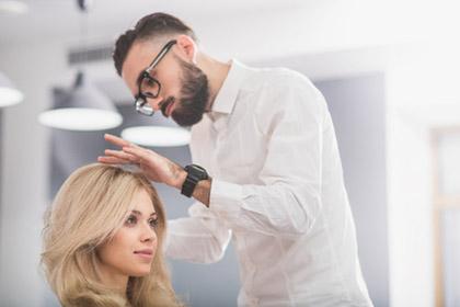 Haaranalyse als Leistung des Friseurs