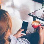 Als kostenloser Service: etabliert: Kaffee im Friseursalon