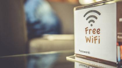 Service: kostenloses WLAN im Friseursalon