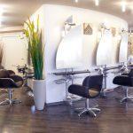 Beispiel Friseursalon Einrichtung von Bertz
